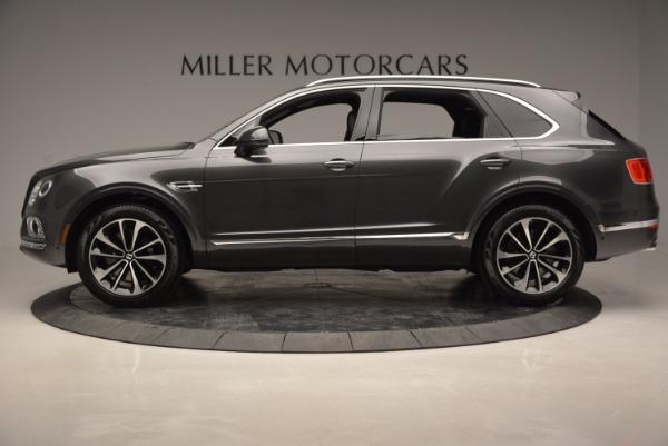 New 2017 Bentley Bentayga for sale Sold at Alfa Romeo of Westport in Westport CT 06880 3