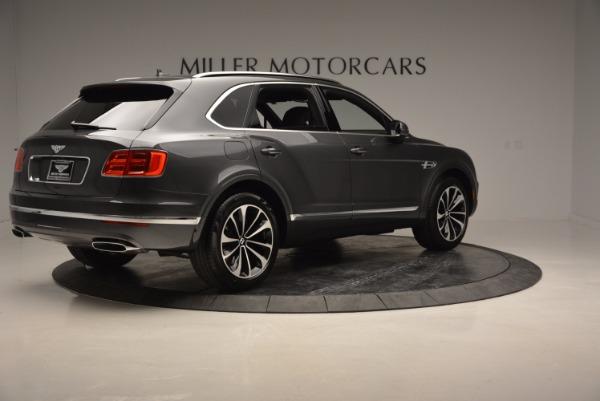 New 2017 Bentley Bentayga for sale Sold at Alfa Romeo of Westport in Westport CT 06880 8