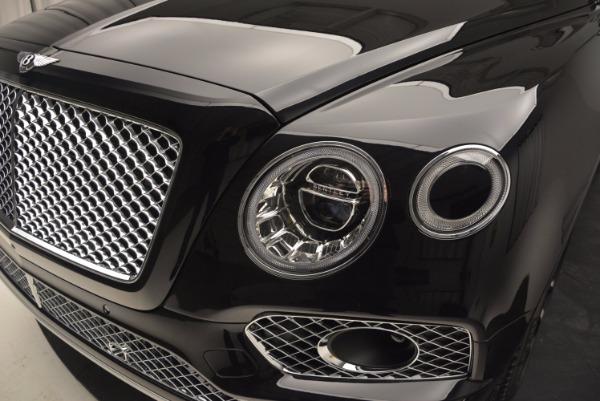 New 2017 Bentley Bentayga for sale Sold at Alfa Romeo of Westport in Westport CT 06880 14