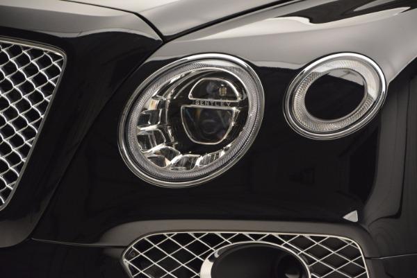 New 2017 Bentley Bentayga for sale Sold at Alfa Romeo of Westport in Westport CT 06880 15