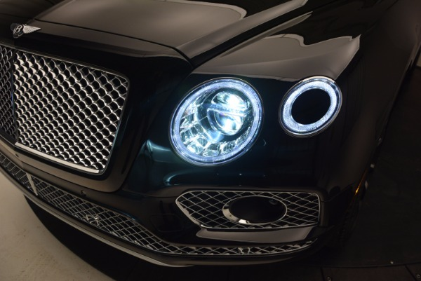 New 2017 Bentley Bentayga for sale Sold at Alfa Romeo of Westport in Westport CT 06880 17