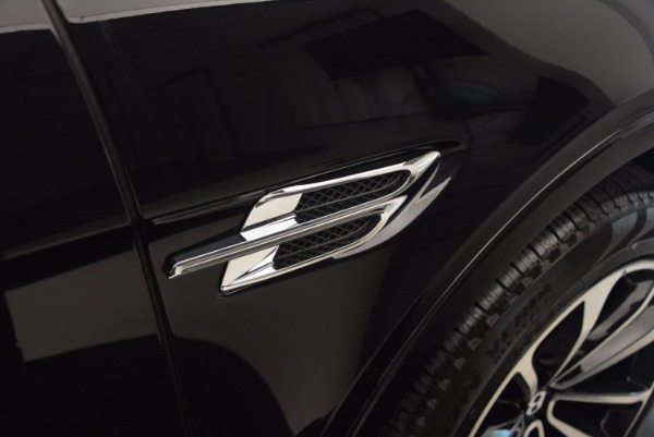 New 2017 Bentley Bentayga for sale Sold at Alfa Romeo of Westport in Westport CT 06880 21