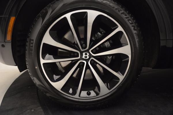New 2017 Bentley Bentayga for sale Sold at Alfa Romeo of Westport in Westport CT 06880 22