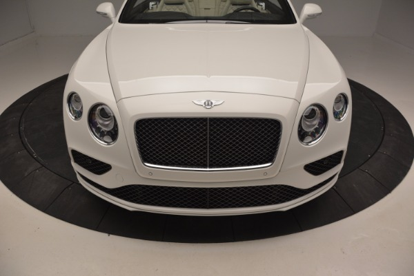 New 2017 Bentley Continental GT Speed Convertible for sale Sold at Alfa Romeo of Westport in Westport CT 06880 25