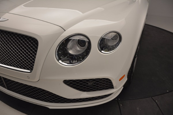 New 2017 Bentley Continental GT Speed Convertible for sale Sold at Alfa Romeo of Westport in Westport CT 06880 26