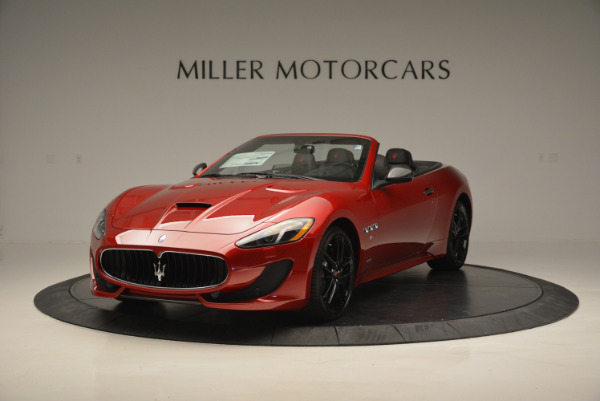 New 2017 Maserati GranTurismo Sport Special Edition for sale Sold at Alfa Romeo of Westport in Westport CT 06880 1