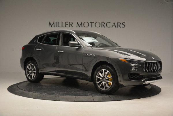 Used 2017 Maserati Levante S Ex Service Loaner for sale Sold at Alfa Romeo of Westport in Westport CT 06880 10
