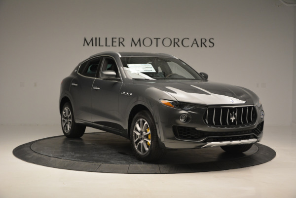 Used 2017 Maserati Levante S Ex Service Loaner for sale Sold at Alfa Romeo of Westport in Westport CT 06880 11