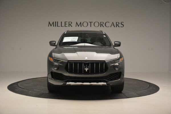 Used 2017 Maserati Levante S Ex Service Loaner for sale Sold at Alfa Romeo of Westport in Westport CT 06880 12