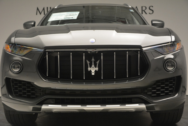 Used 2017 Maserati Levante S Ex Service Loaner for sale Sold at Alfa Romeo of Westport in Westport CT 06880 13