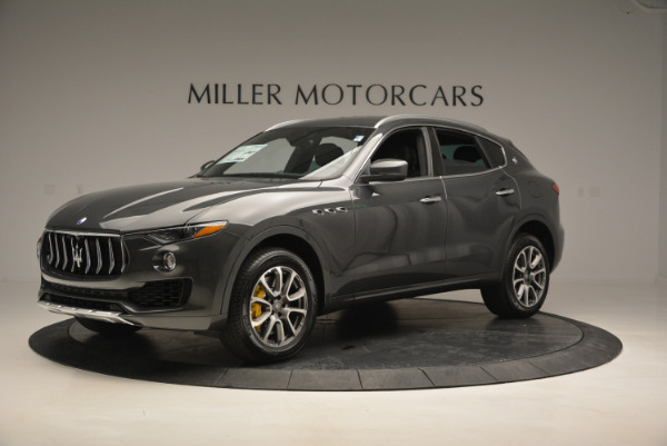 Used 2017 Maserati Levante S Ex Service Loaner for sale Sold at Alfa Romeo of Westport in Westport CT 06880 2