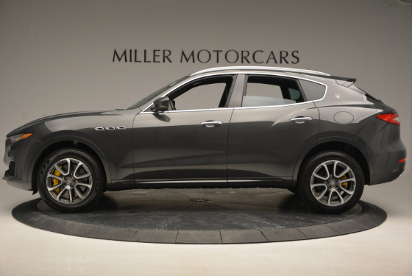 Used 2017 Maserati Levante S Ex Service Loaner for sale Sold at Alfa Romeo of Westport in Westport CT 06880 3