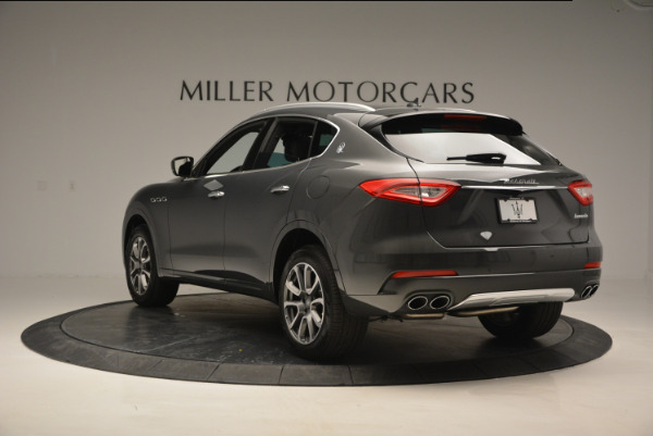 Used 2017 Maserati Levante S Ex Service Loaner for sale Sold at Alfa Romeo of Westport in Westport CT 06880 5