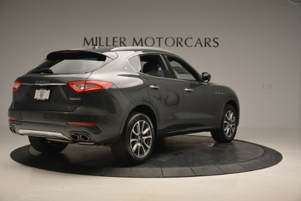 Used 2017 Maserati Levante S Ex Service Loaner for sale Sold at Alfa Romeo of Westport in Westport CT 06880 7