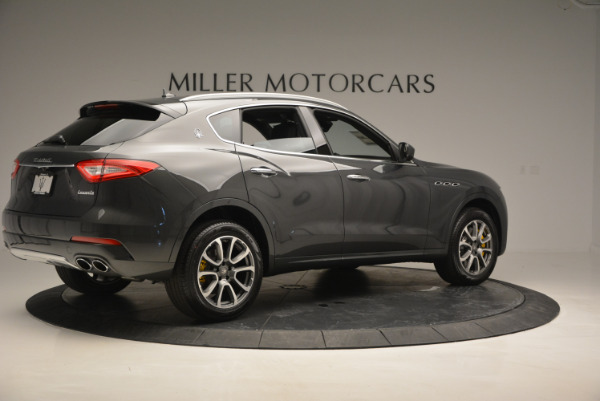 Used 2017 Maserati Levante S Ex Service Loaner for sale Sold at Alfa Romeo of Westport in Westport CT 06880 8