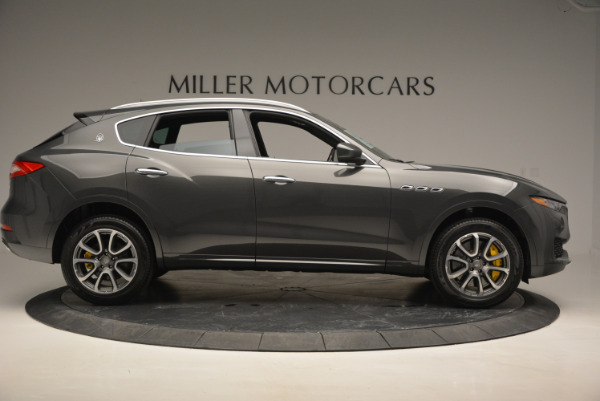 Used 2017 Maserati Levante S Ex Service Loaner for sale Sold at Alfa Romeo of Westport in Westport CT 06880 9