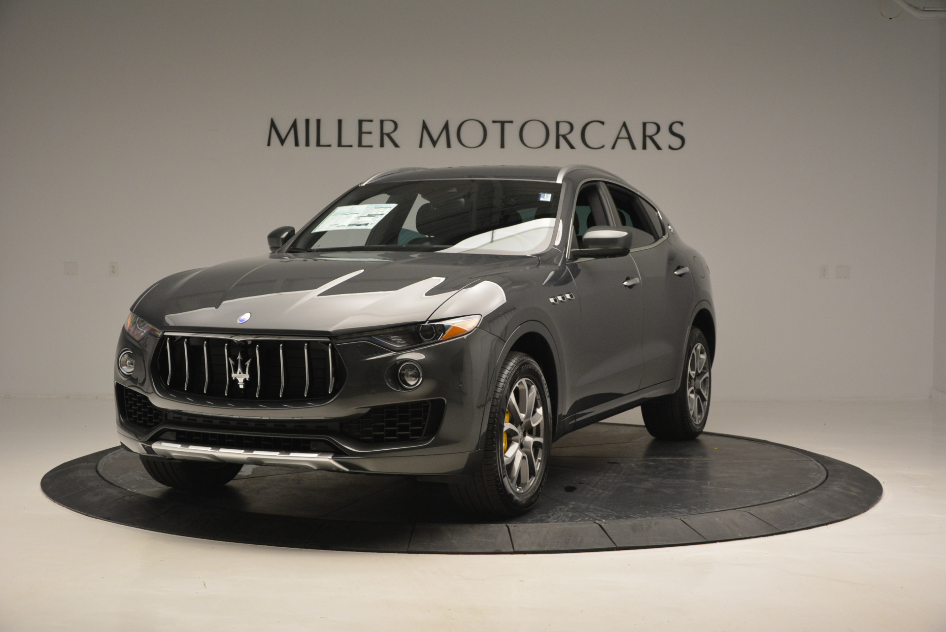 Used 2017 Maserati Levante S Ex Service Loaner for sale Sold at Alfa Romeo of Westport in Westport CT 06880 1