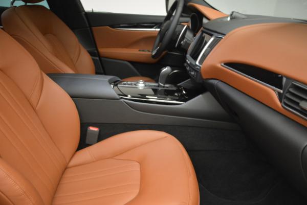 New 2017 Maserati Levante for sale Sold at Alfa Romeo of Westport in Westport CT 06880 22