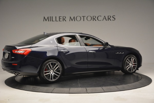 New 2017 Maserati Ghibli S Q4 for sale Sold at Alfa Romeo of Westport in Westport CT 06880 8