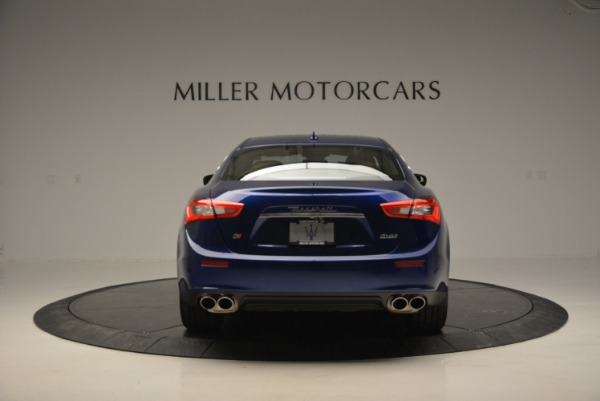 New 2017 Maserati Ghibli S Q4 for sale Sold at Alfa Romeo of Westport in Westport CT 06880 6