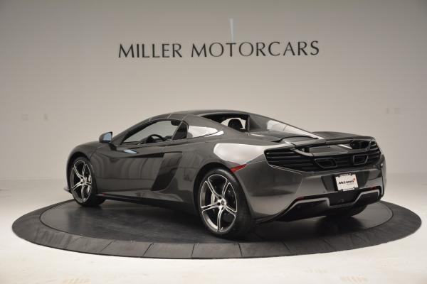 Used 2016 McLaren 650S SPIDER Convertible for sale Sold at Alfa Romeo of Westport in Westport CT 06880 17