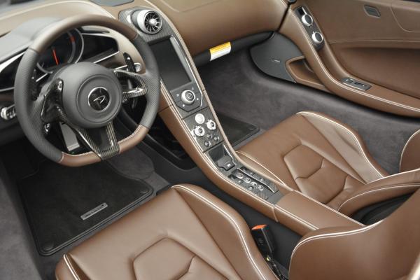 Used 2016 McLaren 650S SPIDER Convertible for sale Sold at Alfa Romeo of Westport in Westport CT 06880 21