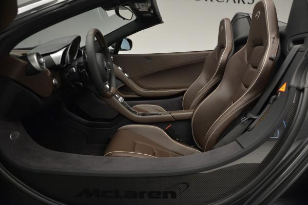Used 2016 McLaren 650S SPIDER Convertible for sale Sold at Alfa Romeo of Westport in Westport CT 06880 22