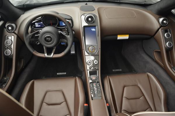 Used 2016 McLaren 650S SPIDER Convertible for sale Sold at Alfa Romeo of Westport in Westport CT 06880 24