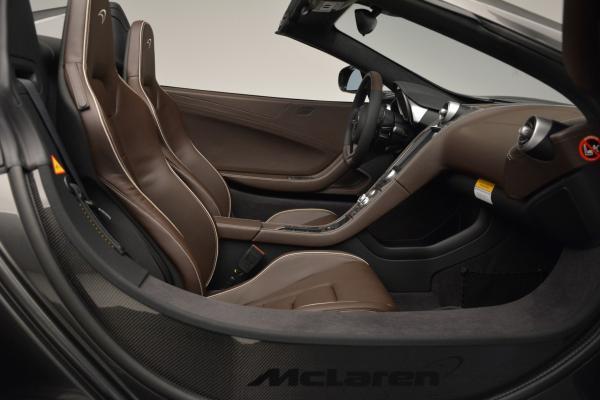 Used 2016 McLaren 650S SPIDER Convertible for sale Sold at Alfa Romeo of Westport in Westport CT 06880 26