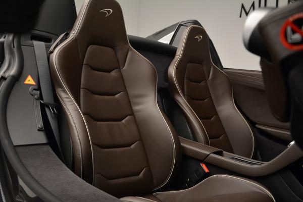 Used 2016 McLaren 650S SPIDER Convertible for sale Sold at Alfa Romeo of Westport in Westport CT 06880 27