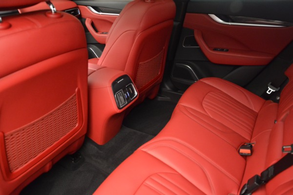 New 2017 Maserati Levante S Q4 for sale Sold at Alfa Romeo of Westport in Westport CT 06880 20