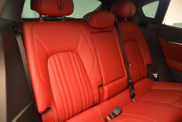 New 2017 Maserati Levante S Q4 for sale Sold at Alfa Romeo of Westport in Westport CT 06880 28