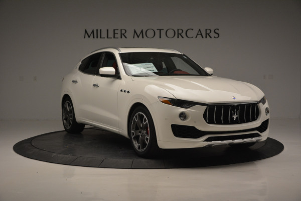 New 2017 Maserati Levante for sale Sold at Alfa Romeo of Westport in Westport CT 06880 11