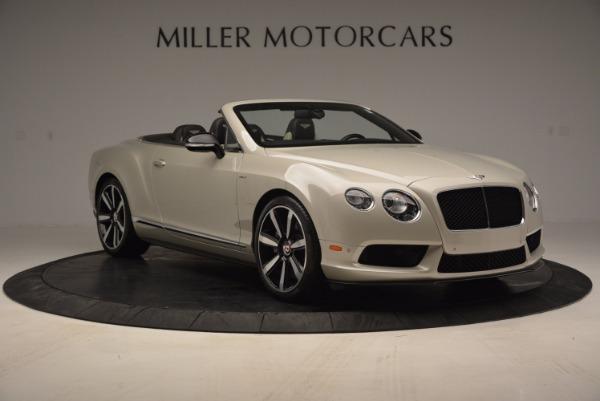 Used 2014 Bentley Continental GT V8 S for sale Sold at Alfa Romeo of Westport in Westport CT 06880 11
