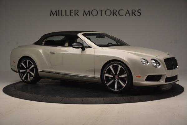 Used 2014 Bentley Continental GT V8 S for sale Sold at Alfa Romeo of Westport in Westport CT 06880 23