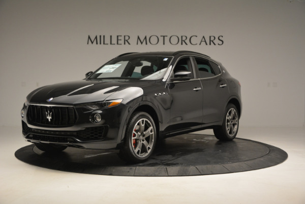 New 2017 Maserati Levante for sale Sold at Alfa Romeo of Westport in Westport CT 06880 1