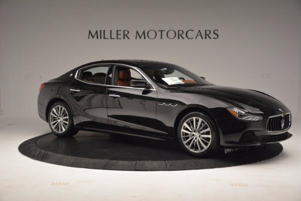 Used 2017 Maserati Ghibli S Q4 EX-Loaner for sale Sold at Alfa Romeo of Westport in Westport CT 06880 10