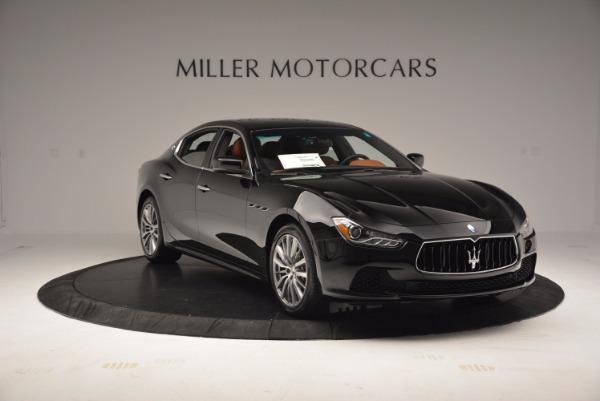 Used 2017 Maserati Ghibli S Q4 EX-Loaner for sale Sold at Alfa Romeo of Westport in Westport CT 06880 11