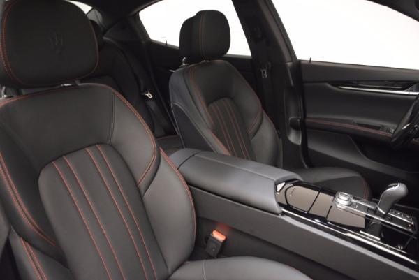 Used 2017 Maserati Ghibli S Q4 EX-Loaner for sale Sold at Alfa Romeo of Westport in Westport CT 06880 20