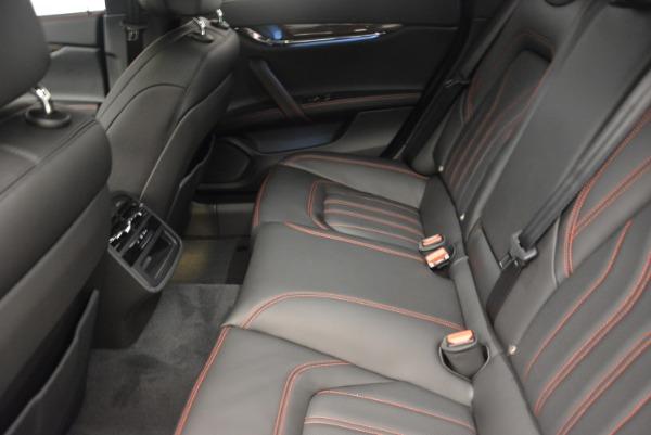 New 2017 Maserati Quattroporte S Q4 GranLusso for sale Sold at Alfa Romeo of Westport in Westport CT 06880 17