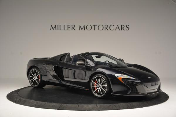 New 2016 McLaren 650S Spider for sale Sold at Alfa Romeo of Westport in Westport CT 06880 10