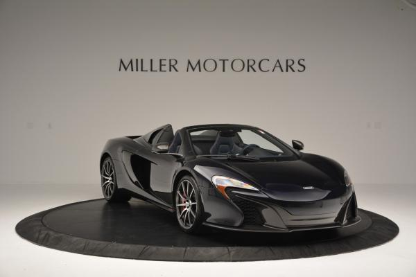 New 2016 McLaren 650S Spider for sale Sold at Alfa Romeo of Westport in Westport CT 06880 11