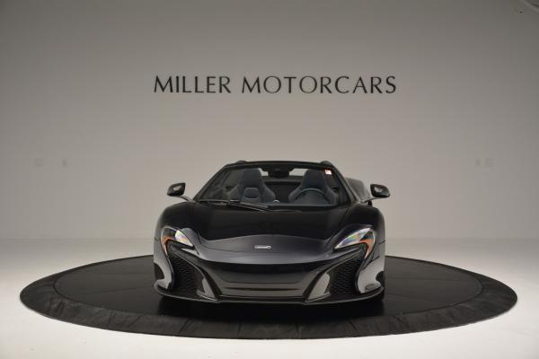 New 2016 McLaren 650S Spider for sale Sold at Alfa Romeo of Westport in Westport CT 06880 12