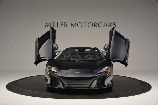 New 2016 McLaren 650S Spider for sale Sold at Alfa Romeo of Westport in Westport CT 06880 13