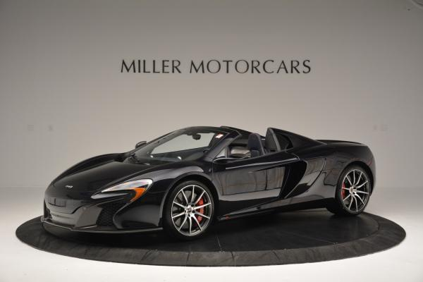 New 2016 McLaren 650S Spider for sale Sold at Alfa Romeo of Westport in Westport CT 06880 2