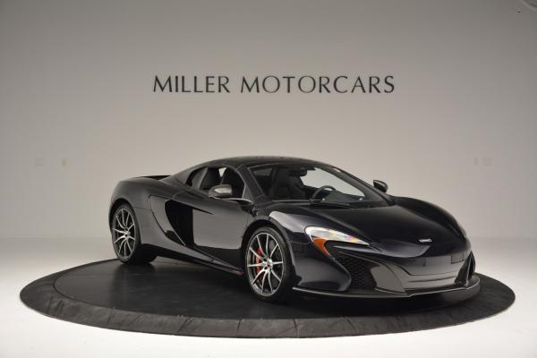 New 2016 McLaren 650S Spider for sale Sold at Alfa Romeo of Westport in Westport CT 06880 21