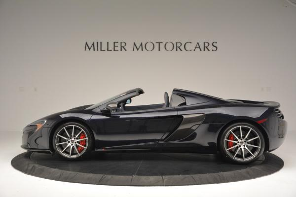 New 2016 McLaren 650S Spider for sale Sold at Alfa Romeo of Westport in Westport CT 06880 3