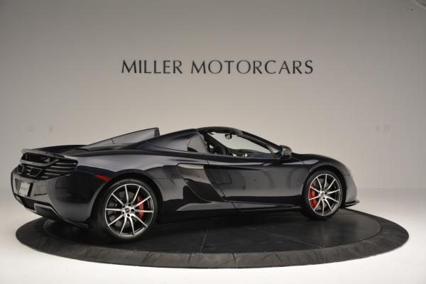 New 2016 McLaren 650S Spider for sale Sold at Alfa Romeo of Westport in Westport CT 06880 8