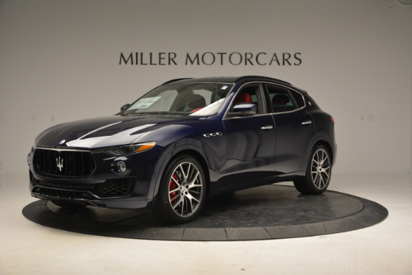 New 2017 Maserati Levante S for sale Sold at Alfa Romeo of Westport in Westport CT 06880 2
