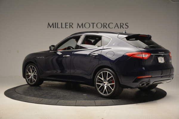 New 2017 Maserati Levante S for sale Sold at Alfa Romeo of Westport in Westport CT 06880 4